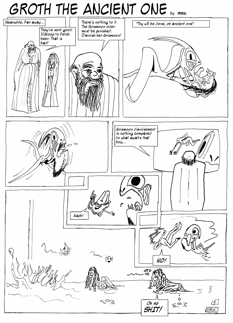 Page 5 - Groth the Ancient One